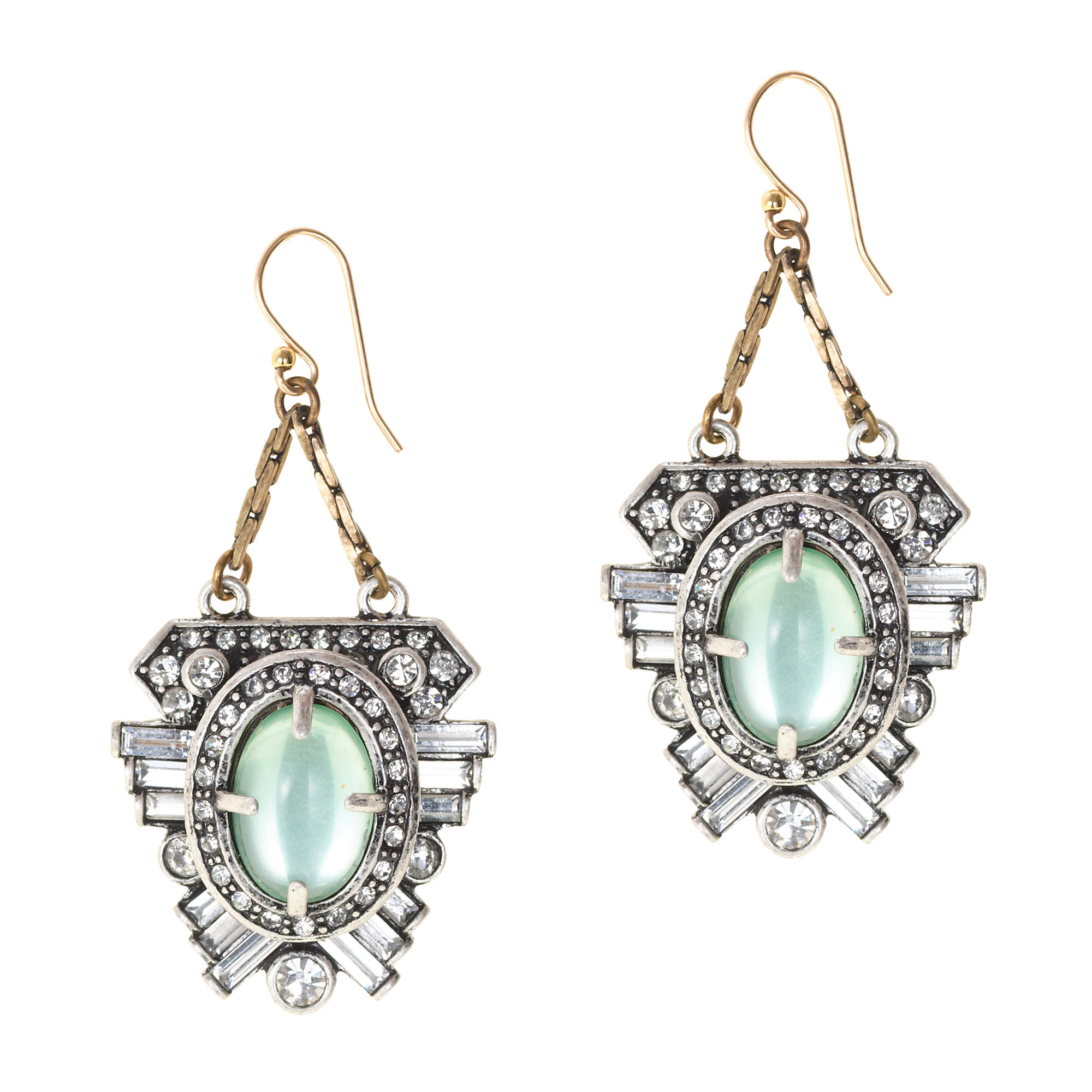Lulu frost for j crew harvest moon earrings j crew for J crew jewelry 2015