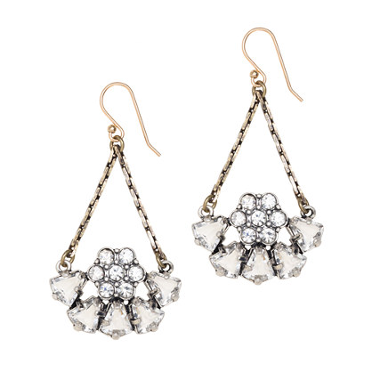 Lulu Frost for J.Crew Indian summer earrings