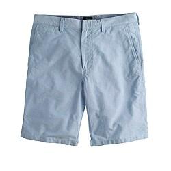 """10.5"""" club short in oxford cloth"""