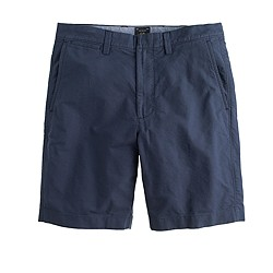 "10.5"" club short in oxford cloth"
