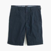"10.5"" short in lightweight chino"