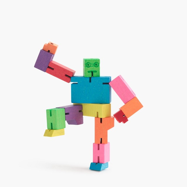 Kids' Areaware® Micro toy Cubebot