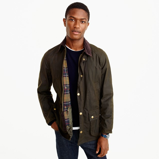 Barbour® Sylkoil Ashby jacket