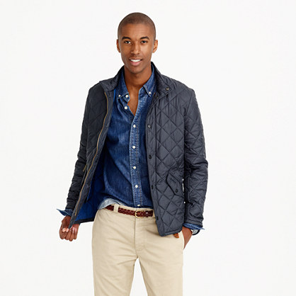 Barbour® flyweight Chelsea quilted jacket