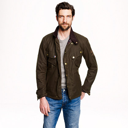 Barbour® Wax 9665 jacket