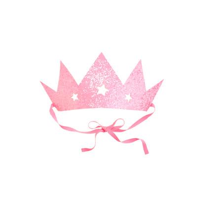 Girls' star sparkle tiara