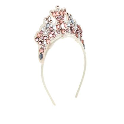 Girls' diamond tiara