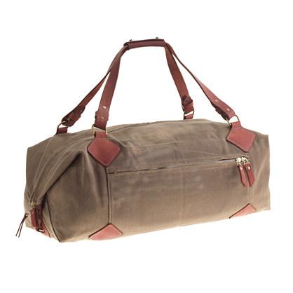 Tanner Goods™ nomad duffel bag