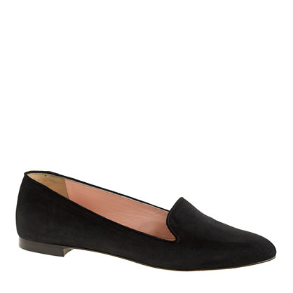 Cleo suede loafers