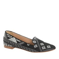 Collection Cleo cross-stitch loafers