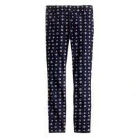 Tall Minnie pant in foulard