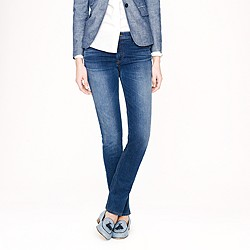 Stretch matchstick jean in dark Luella wash
