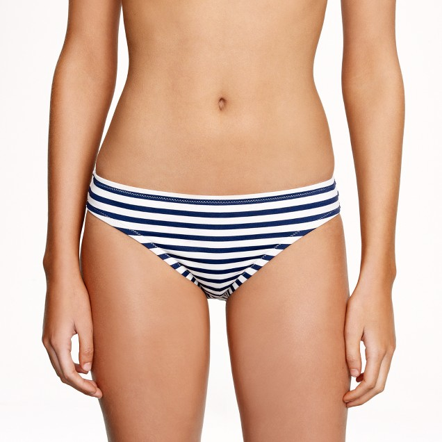 Sailor-stripe bikini