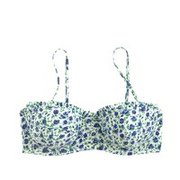 Underwire ruffle top in Liberty Ricardo's blooms