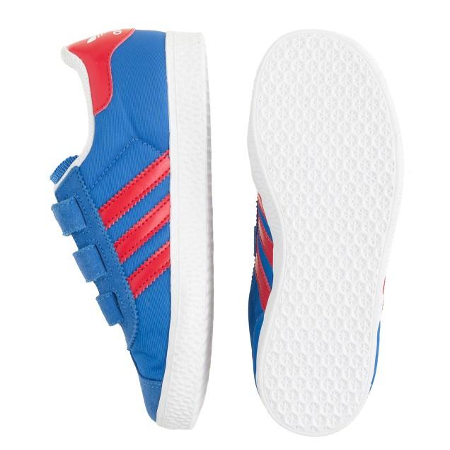 Kids' Adidas® Gazelle sneakers in blue