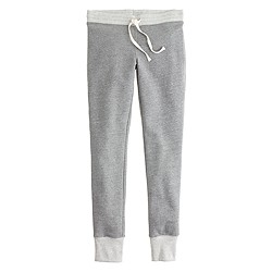 Weekend skinny sweatpant