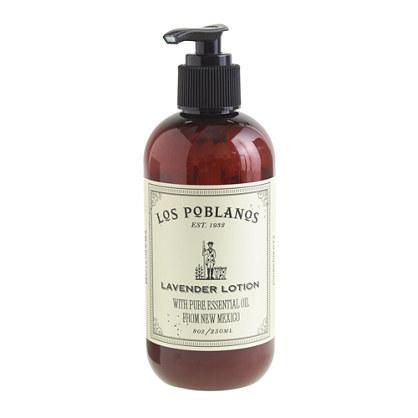 Los Poblanos™ lavender lotion