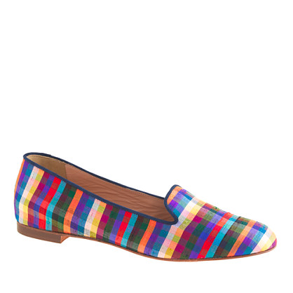 Cleo fabric loafers
