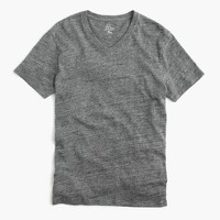 Slim flagstone V-neck T-shirt