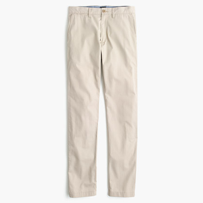 Lightweight chino in 484 fit