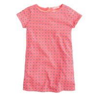 Girls' Jules dress in floral dot