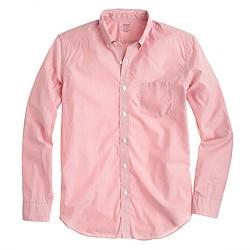 Secret Wash shirt in ashford berry stripe