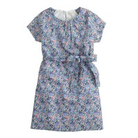 Girls' dress in Liberty Emma and Georgina floral