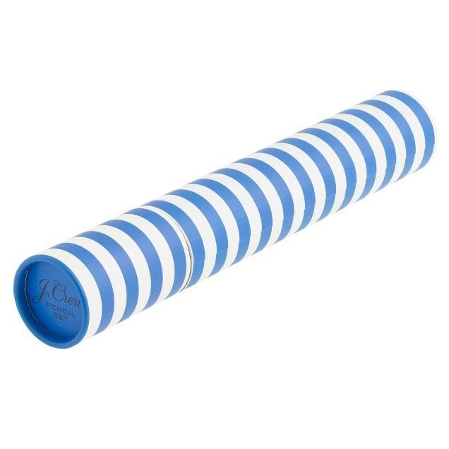 Stripe pencil set