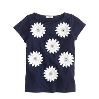 Girls' flutter petal T-shirt
