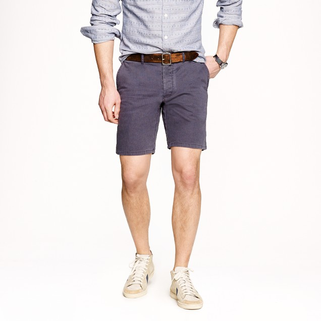 Wallace & Barnes herringbone short