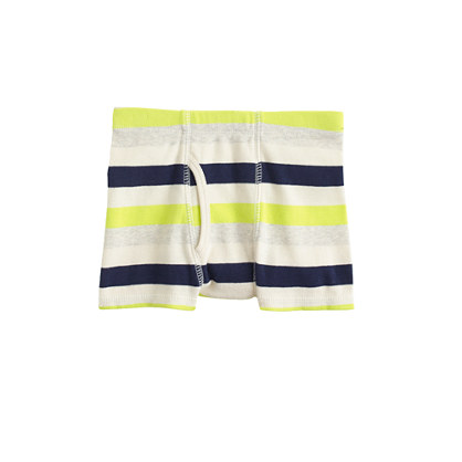 Boys' multistripe boxer briefs