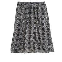 Double-dot skirt