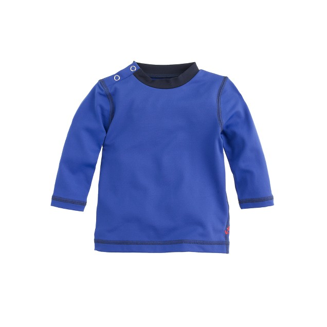 Baby rash guard swim j crew for Baby rash guard shirt