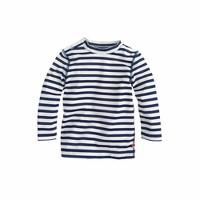 Baby rash guard in stripe