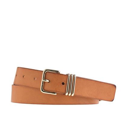 Golden keeper belt