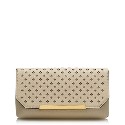 Claremont perforated clutch