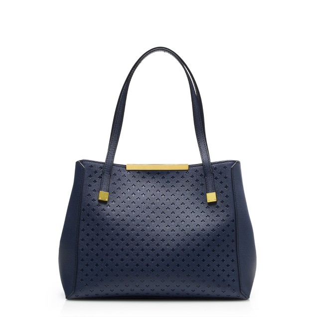 Claremont perforated tote