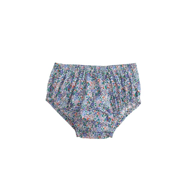Baby bloomers in Liberty Emma and Georgina floral