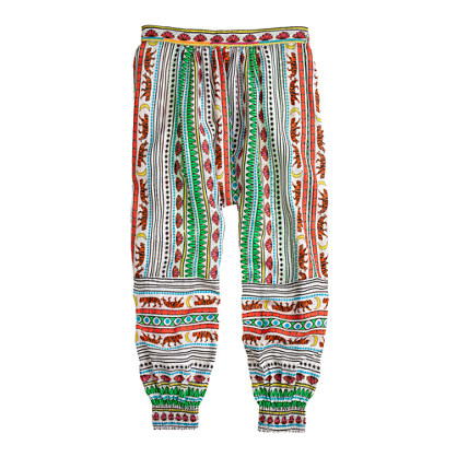 GIrls' Mara Hoffman&reg; tiger pant<BulletPoint></BulletPoint>