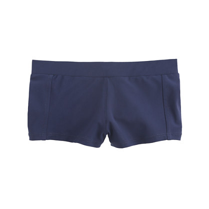 Girls' swim short