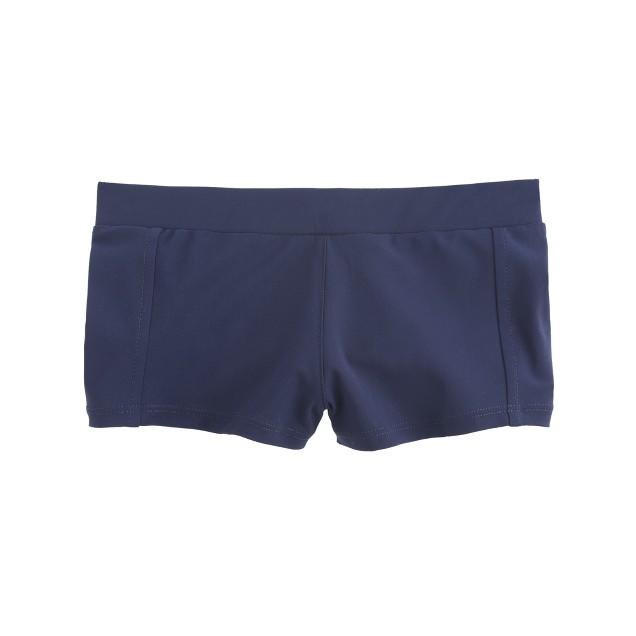 Girls' swim short