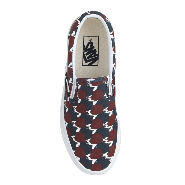 Unisex Vans® for J.Crew classic slip-on shoes
