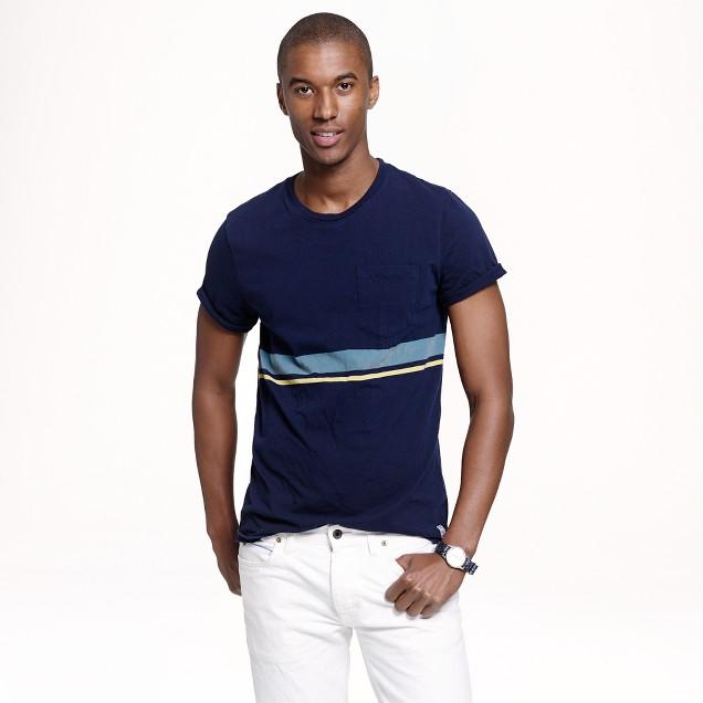 M.Nii® tandem stripe T-shirt
