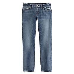 Point Sur vintage x-rocker selvedge jean in manfred wash