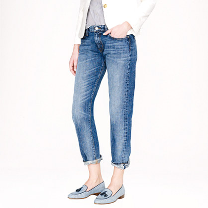 Point Sur vintage x-rocker selvedge jean in manfred wash