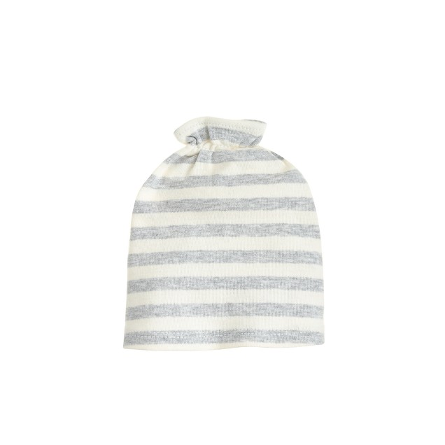 Baby hat in stripe