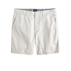 "7"" club short in lightweight chino"