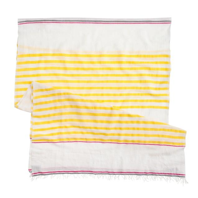 lemlem® for J.Crew lilly scarf