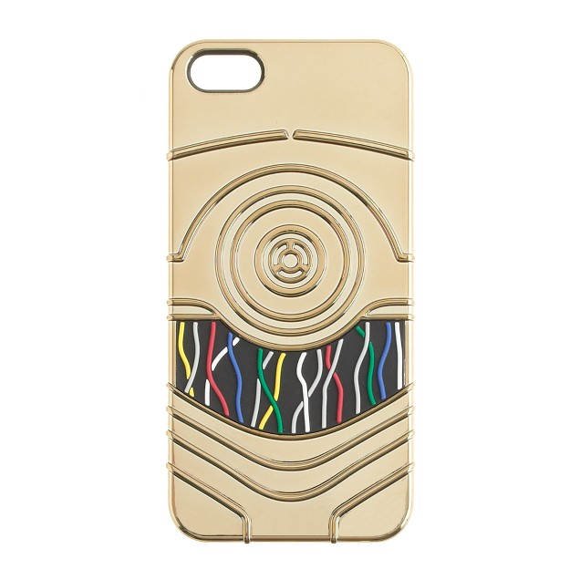 Star Wars™ C3PO case for iPhone® 5/5s