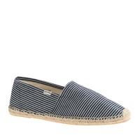 Men's Soludos® for J.Crew espadrilles in stripe